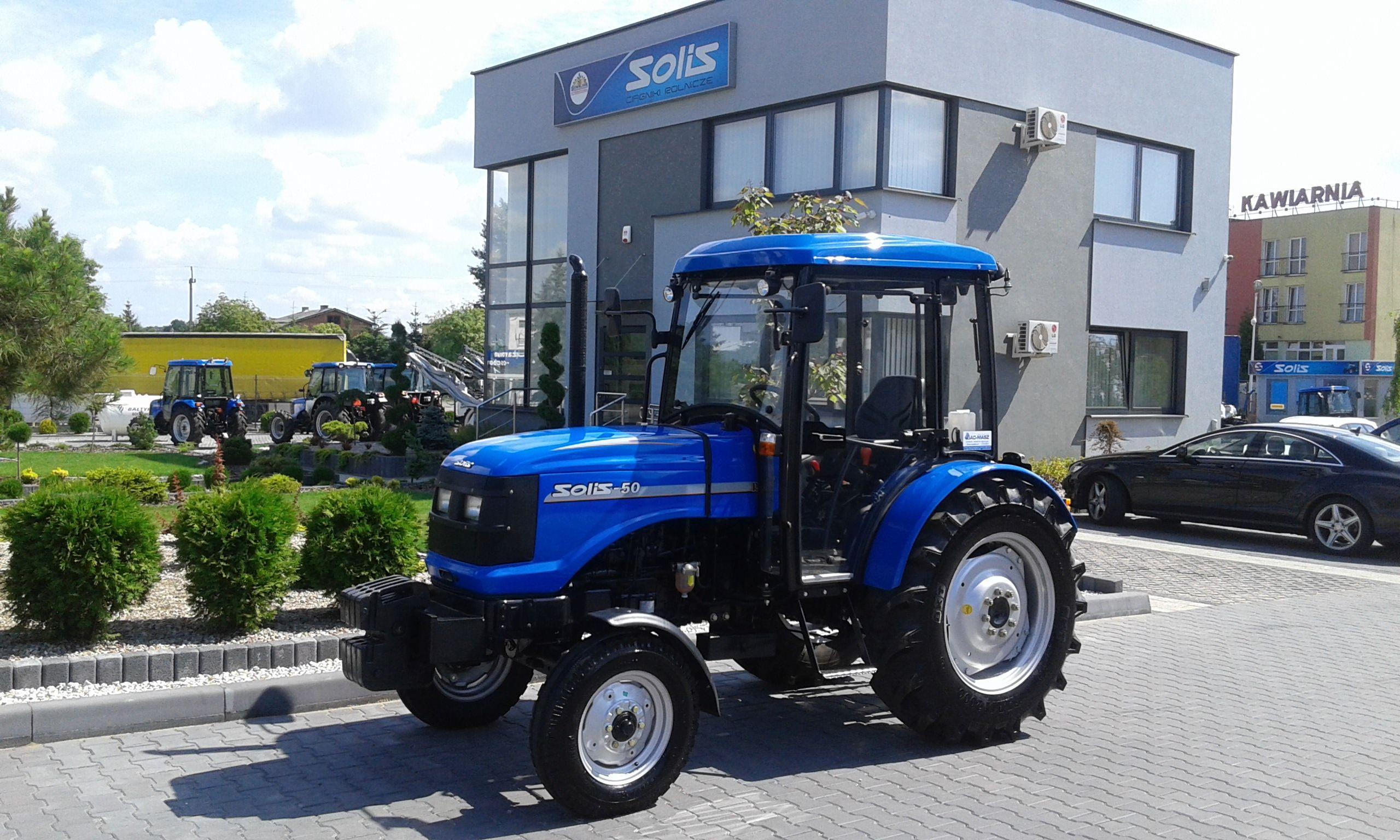 SOLIS 50 2WD SAD