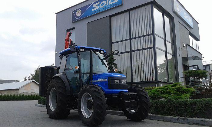 SOLIS 90 C 4WD